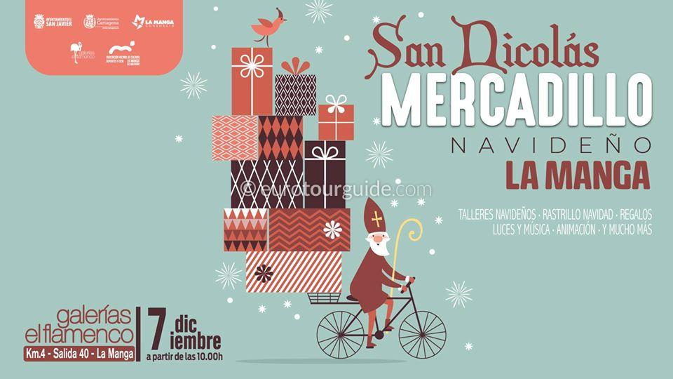 La Manga Christmas Market 7th December 2019