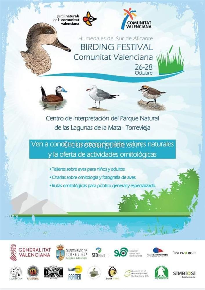 La Mata Birding Festival 26th-28th October 2018