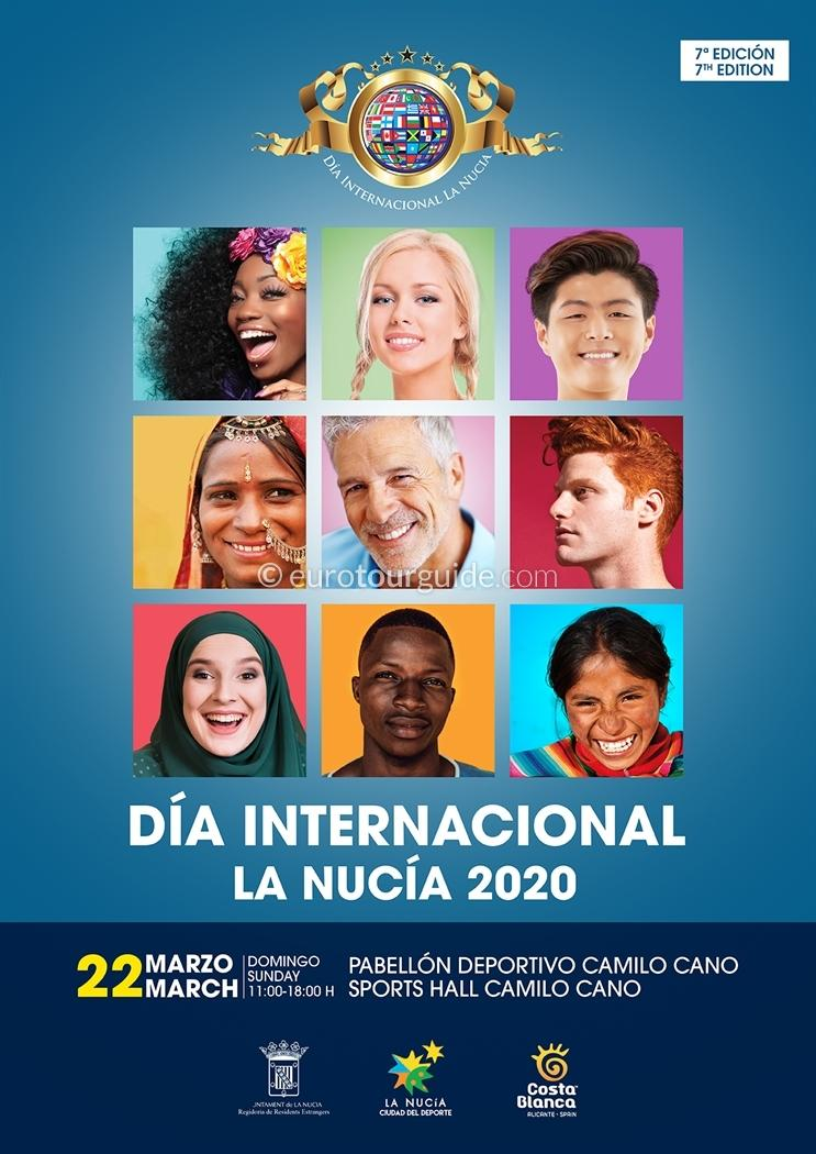 La Nucia 7th International Day 22nd March 2020