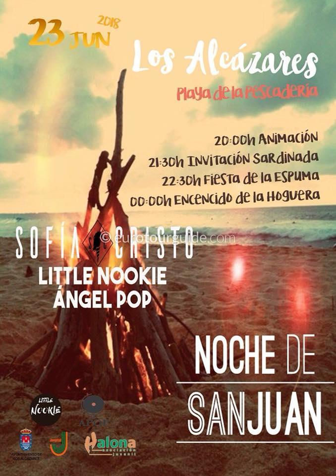 Los Alcazares San Juan 23rd June 2018