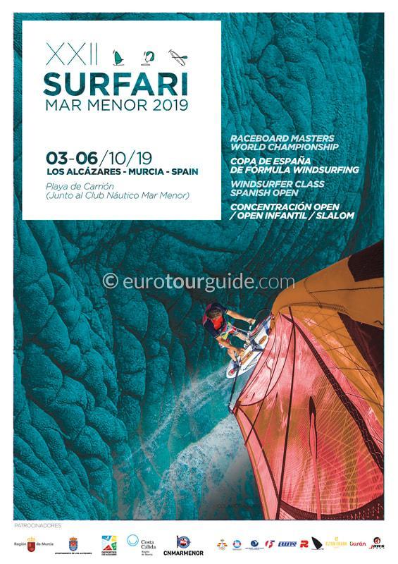 Los Alcazares 22nd Surfari 3rd-6th October 2019