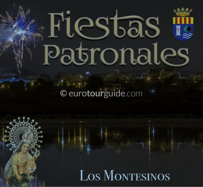 Los Montesinos Fiesta Patron Saint Virgen del Pilar 29th September - 13th October 2019