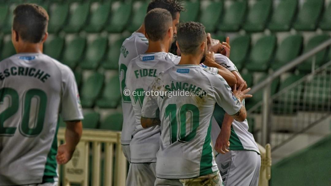EuroTourGuide Elche's Play Off Place chase will go to the final game