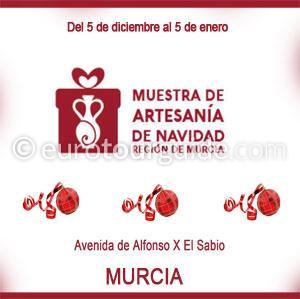 Murcia 35th Artisans Christmas Market 2019/20