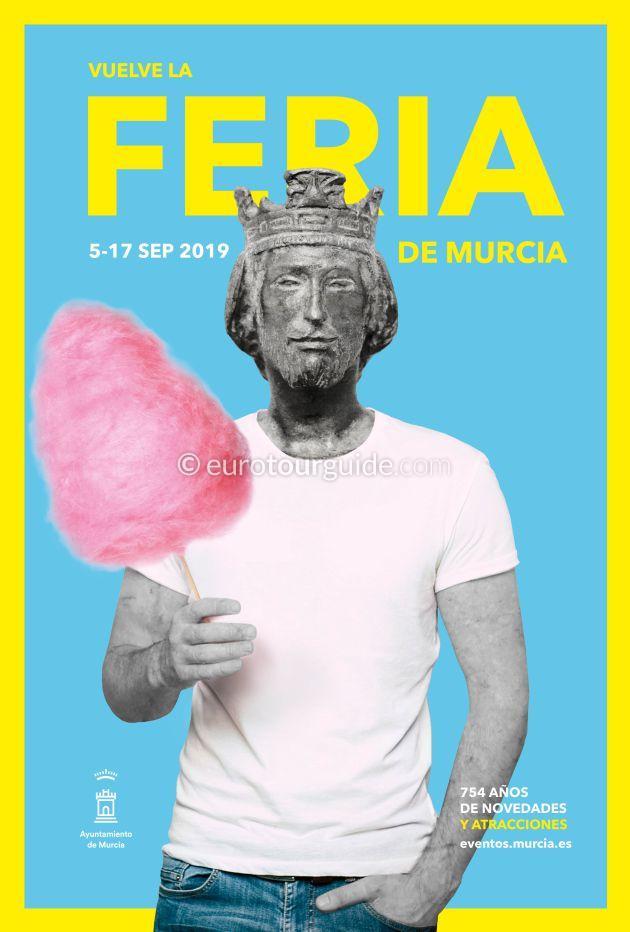 Murcia Feria Programme English 5th-17th September 2019
