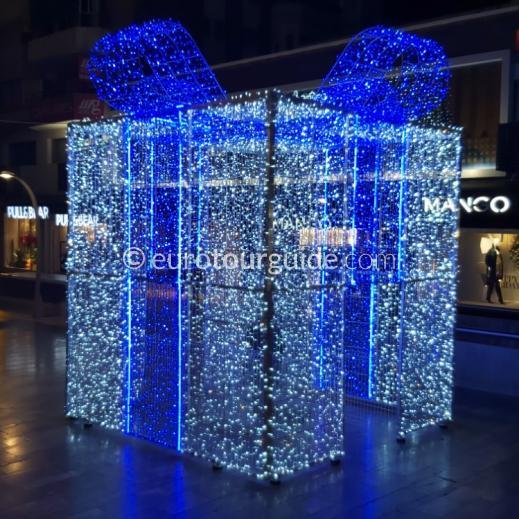 EuroTourGuide Coach Tour 21st December Murcia Christmas