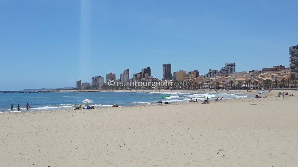 EuroTourGuide Coach Tours San Vicente Alicante Outlets and El Campello