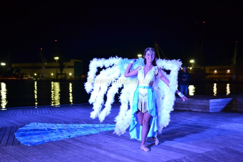 EuroTourGuide Coach Tour 16th May Cartagena Street Entertainment & Museum Night