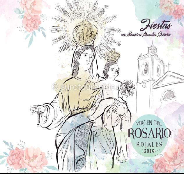 Rojales Fiesta Virgen del Rosario Fiestas Patronales 15th September -29th October 2019