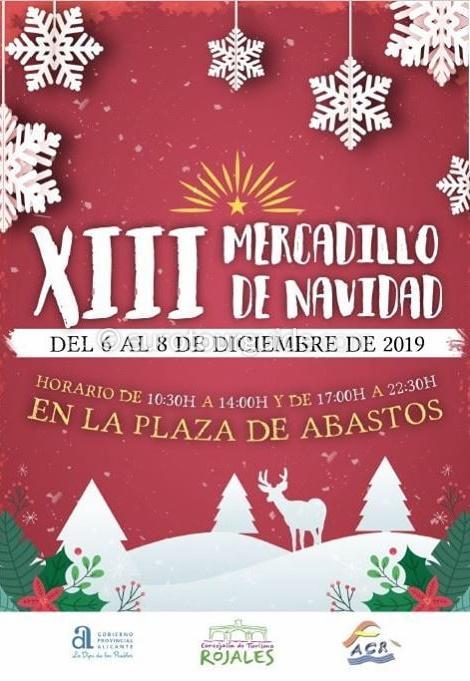Rojales 13th Christmas Market 6th-8th December 2019
