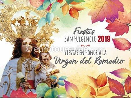 San Fulgencio La Marina Fiesta del Remedio 4th-11th October 2019