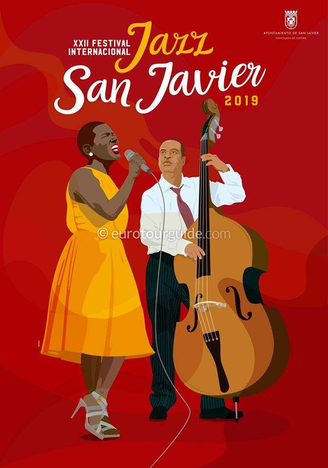 San Javier 22nd International Jazz Festival 2019