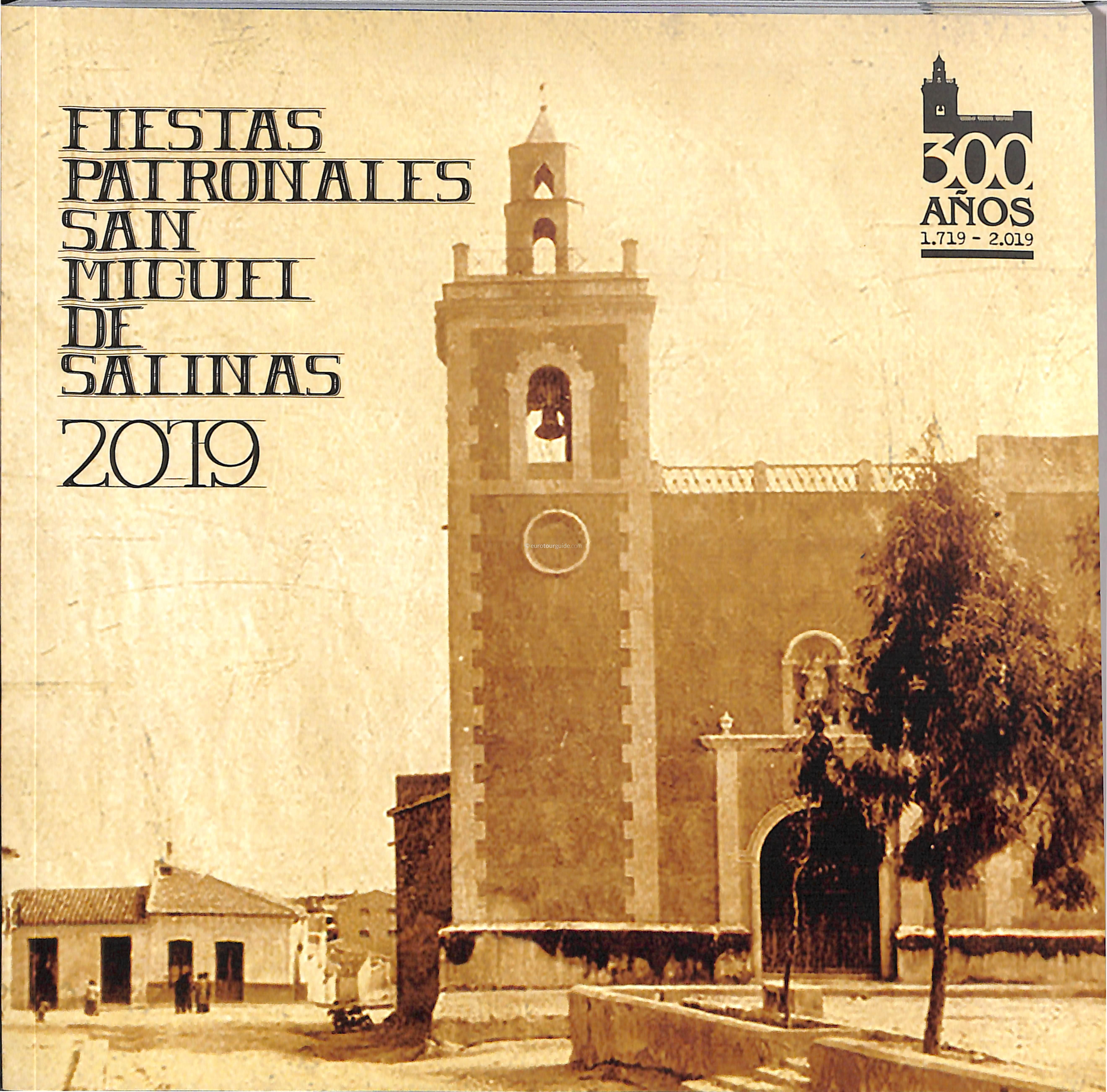 San Miguel de Salinas Fiesta Miguel Arcangel Fiesta 15th September - 6th October 2019