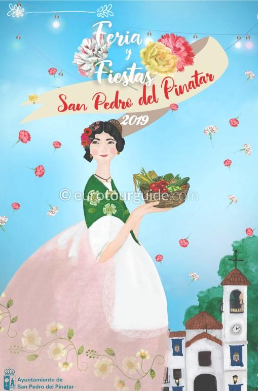 San Pedro del Pinatar Fiestas, Fairs and Events Summer 2019