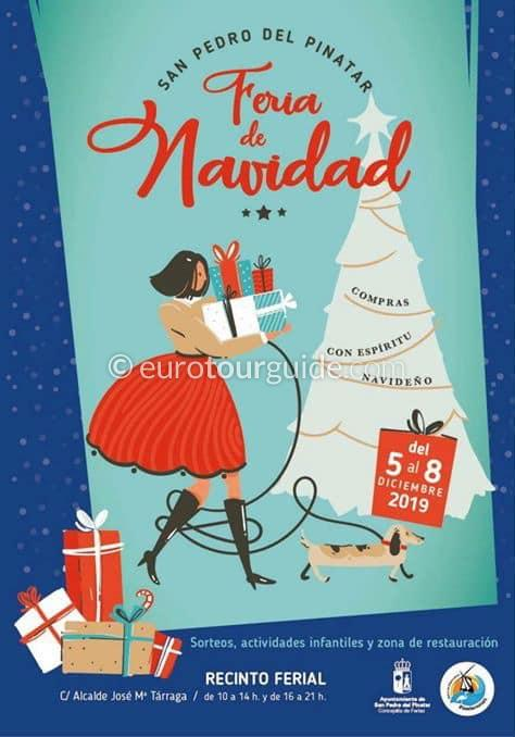 San Pedro del Pinatar 8th Christmas Market 5th-8th December 2019
