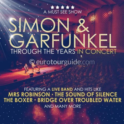 EuroTourGuide Coach Tour 06th-07th April Simon & Garfunkle Tribute World Tour Valencia