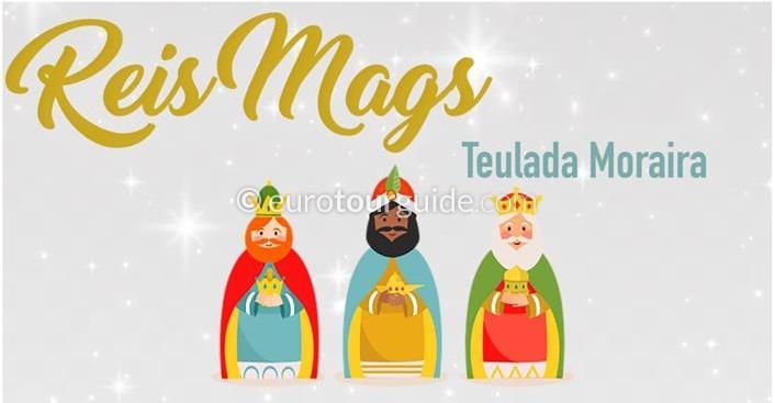 Teulada & Moraira Three Kings 5th January 2020