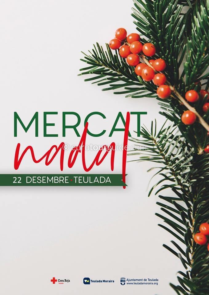 Teulada Christmas Market 22nd December 2019