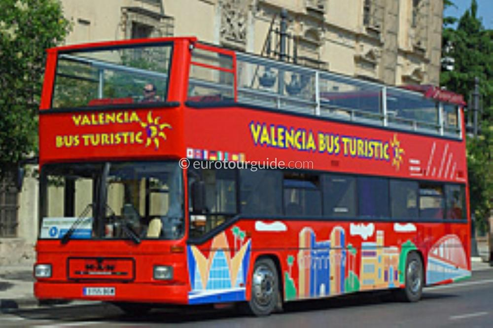 EuroTourGuide Coach Tour 06th-07th April Valencia