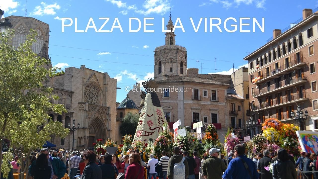 EuroTourGuide Coach Tour and City Centre Hotel 17th-20th March 2022 Valencia Fallas
